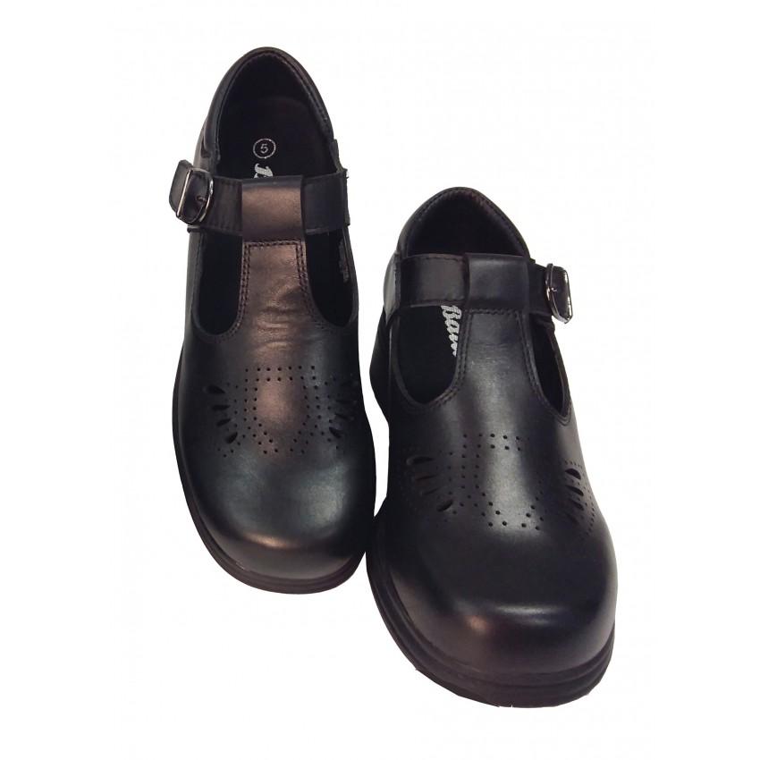 Bata Premium Quartz School Shoes