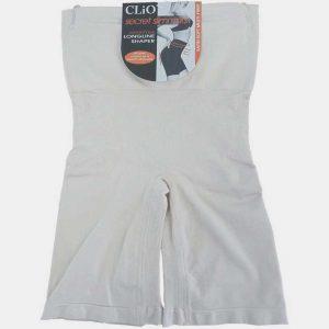 3466461591 Clio Longline Shaper Pants – Nude
